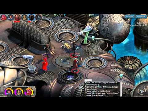 New Torment: Tides of Numenera Video Shows Off 'Crisis' Encounters
