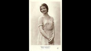 Мисс Россия 1931 года, актриса кино Италии,офицер морского флота Италии.