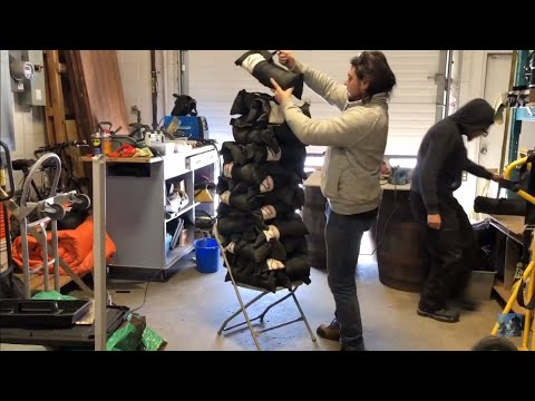 Samsonite Chair - Testing How Much Weight It Can Handle