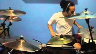 Them Crooked Vultures - Warsaw (DRUM COVER)