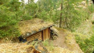Nizke Tatry - Opustene bunkre v Ilanovskej doline