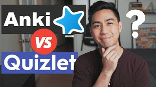 ANKI VS QUIZLET (or is there something better...)
