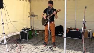 Video Petr Ševčík - The Rasmus, Sail Away (Acoustic, cover)