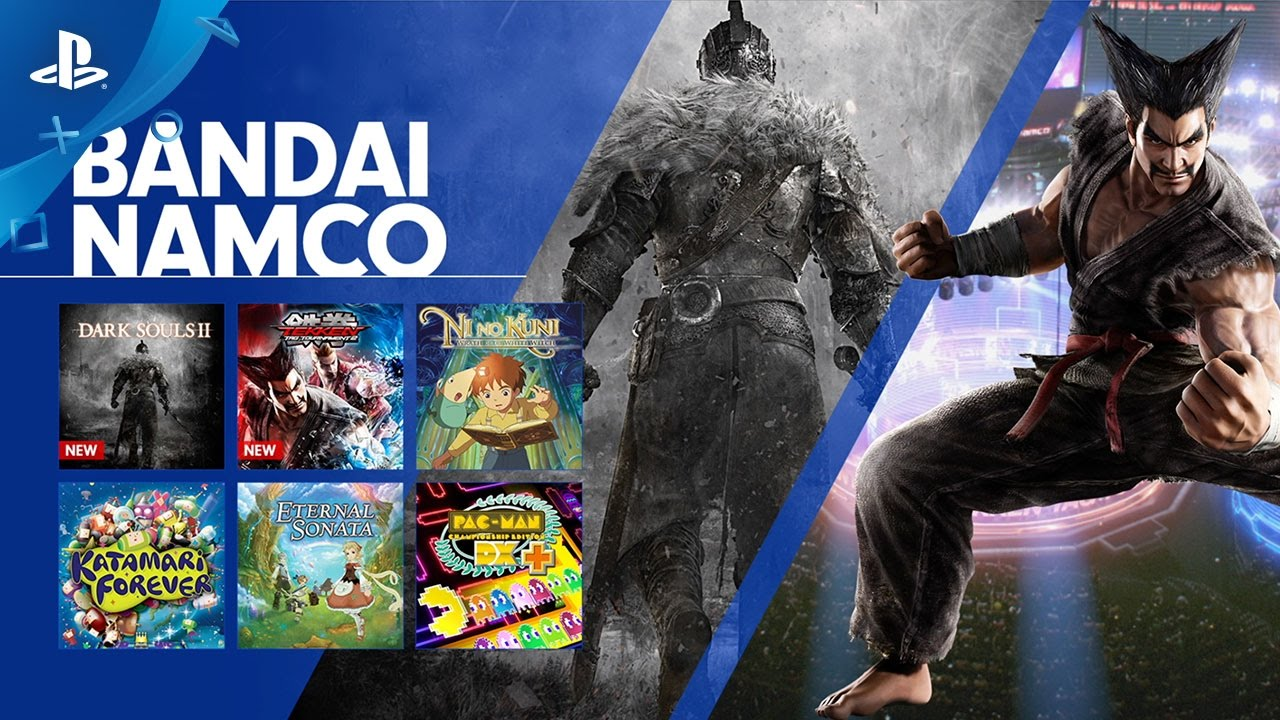 PS Now: Dark Souls 2, Tekken Tag Tournament 2 Available Today