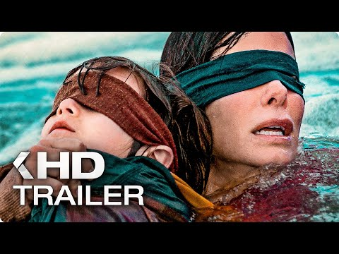 BIRD BOX Trailer 2 (2018) Netflix