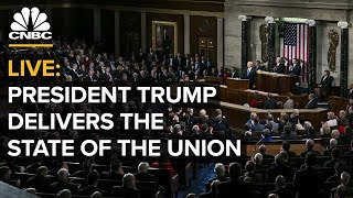 Watch State of the Union Live: President Trump delivers State of the Union — Tuesday, Feb. 5, 2019