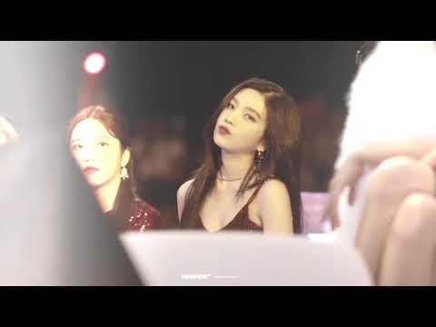 171201MAMA BTS  Not Today 레드벨벳 조이 Joy Focus