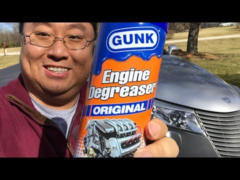 Gunk 'Original Engine Brite' Engine Cleaner Degreaser Review