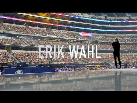 Sample video for Erik Wahl