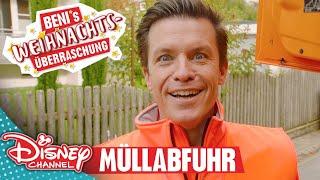 BENIS WEIHNACHTSÜBERRASCHUNG - Müllabfuhr | Disney Channel