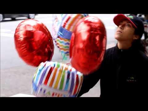 Envío Ramo de Globos Happy Birthday en 3 horas en Comunidad de Madrid