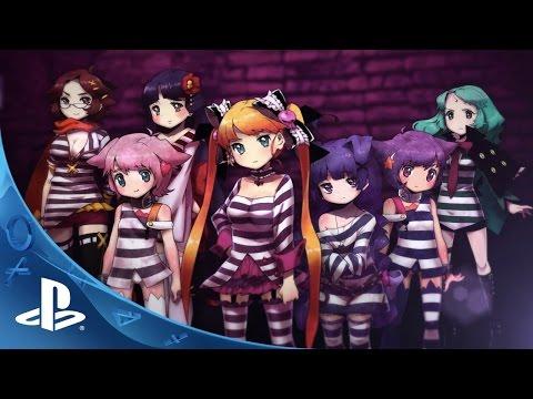 Criminal Girls: Invite Only Trailer | PS Vita thumbnail