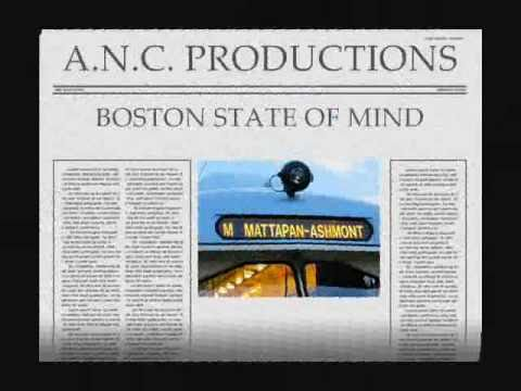BOSTON STATE OF MIND