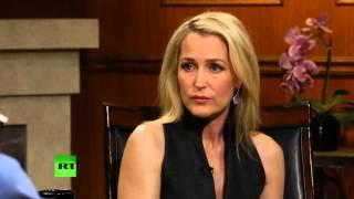 Секретные материалы, Джиллиан Андерсон: Женщины увидели в Дане Скалли то, чего им недоставало в героинях сериалов