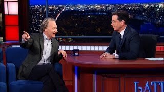 Bill Maher, Full Interview Part 1
