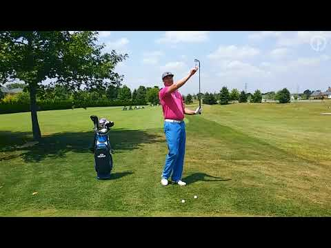 What is the Correct Left Side Release in a Full Swing?
