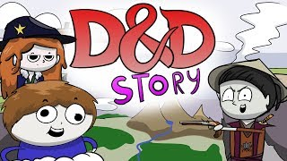 D&D Story: DM.exe has crashed! ||  Attack at the school