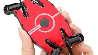 JJR/C JJRC T49 SOL Ultrathin Wifi FPV Selfie Drone 720P Camera Auto Foldable Arm Altitude Hold RC Qu