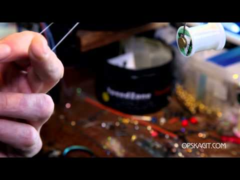 How to Tie Buggy Flies with Turkey Feathers