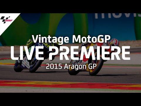 MotoGP 2015年に行われたMotoGP アラゴンGP レースフル動画