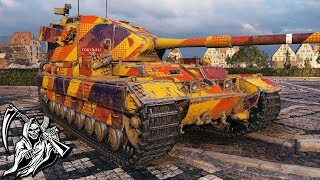 FV215b (183) - Death Star - World of Tanks Gameplay