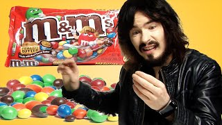 Irish People Taste Test American M&Ms