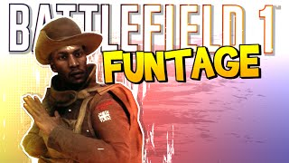 BATTLEFIELD 1 FUNTAGE! - Jay's New House, Karate Chops & EPIC Moments!