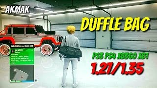 Gta 5 Online Working duffle bag glitch Ps3 Ps4 Xb working 2016