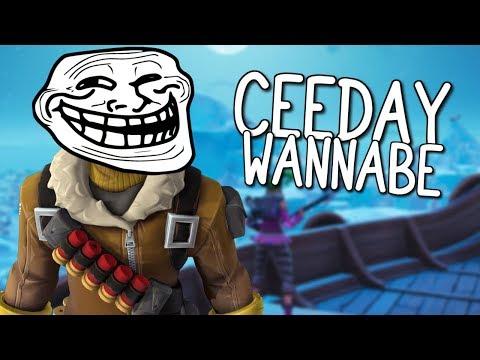 Ceeday Fortnite Season 7 Ceeday Wannabe Bois Fortnite Battle Royale Funny Moments Netlab