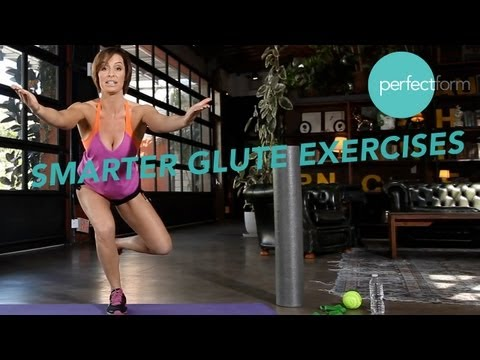 Smarter Glute Exercises | Perfect Form With Ashley Borden