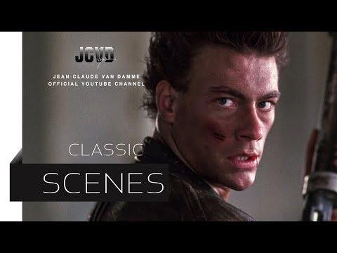 Cyborg // Classic Scene // Jean-Claude Van Damme