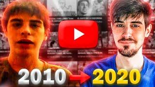 10 AÑOS DE MI VIDA EN UN VIDEO