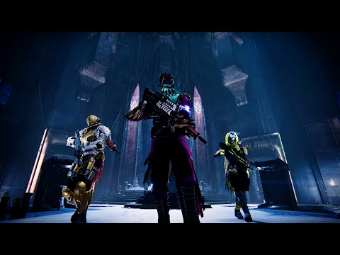 Destiny Expansion I: The Dark Below - gameplay trailer