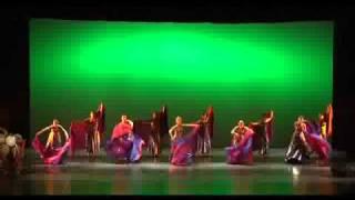 Afrodanza '08 - Flower of the orient