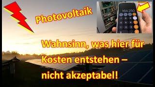 #112 - Kostenoptimierung Eigenverbrach PV-Parks in Deutschland - Über 40.000 EUR einsparen
