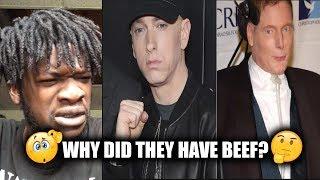 Eminem - Medicine Ball (REACTION!!!)