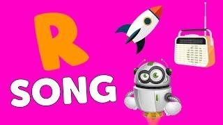 R Song - Learning R Letter | Kindergarden TV