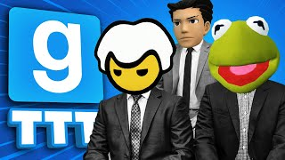 YOU NEED TO POOP, MR PRESIDENT | Gmod TTT