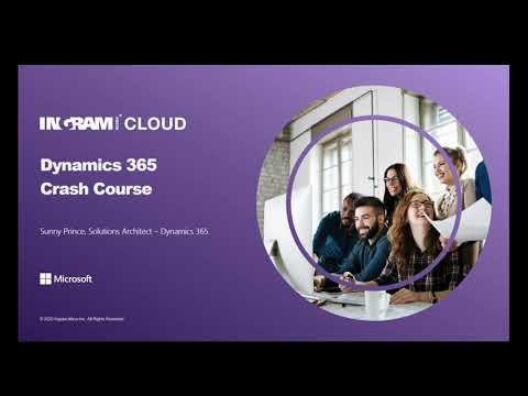 A crash course on Microsoft Dynamics 365 – Learn about the ...