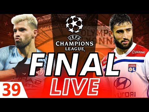 Football Manager 2019 | Lyon Live #39: Two Cup Finals #FM19