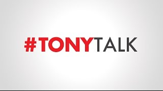 #TonyTalk: Keys to Living a Fulfilled Life