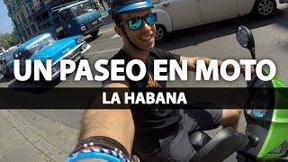 4219 km en moto por La Habana