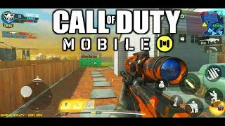 CALL OF DUTY MOBILE GAMEPLAY! COD MOBILE 2019 BETA RELEASE COD LEGENDS OF WAR MULTIPLAYER/ZOMBIES!