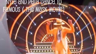 Dancing with the stars ( Famous dance week)