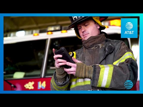 AT&T and FirstNet Continue to Provide Network Reliability-YoutubeVideoText