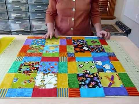 How To Have Fun With Novelty 5 Squares Quilting Tips