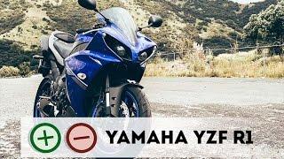 Yamaha YZF R1 Плюсы и Минусы