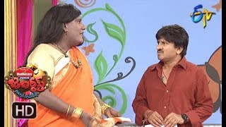 Rocket Raghava Performance   Jabardasth    12th April 2018     ETV  Telugu