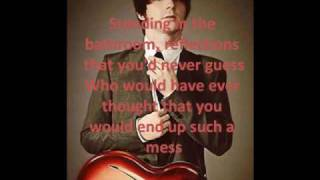 "Drake Bell - Fallen For You/Rusted Silhouette/Break Me Down ""Lyrics"""