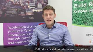 CBG Cyber Security Beyond 2019 - Intro